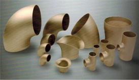 铜镍对焊管件